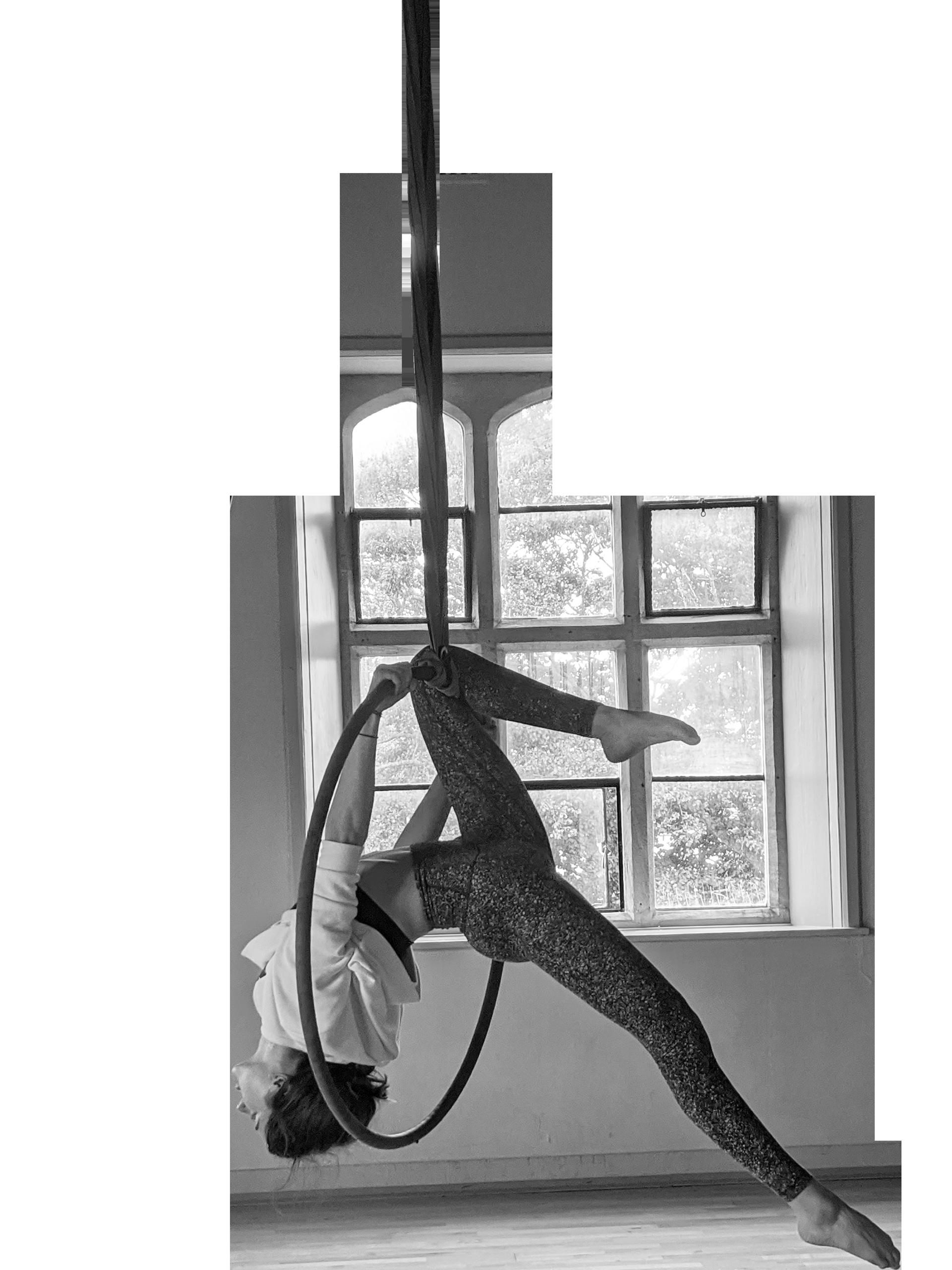 Cirque De Silk Aerial Hoop