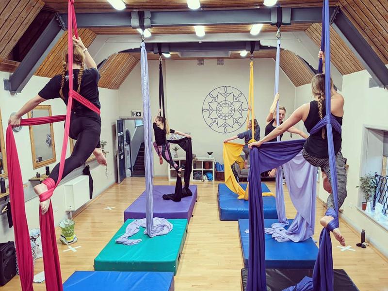 Cirque De Silk Adult Aerial Silks
